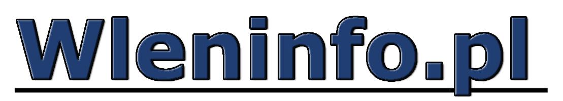 WlenInfo - Informacje z regionu - Wleń