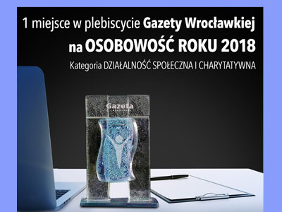 Krzysztof Jodko – Osobowością Roku